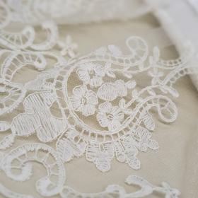 Конверт-одеяло на выписку Belo Snezhka Араны цвет: белый