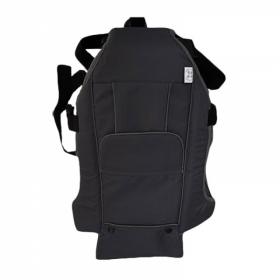 Рюкзак кенгуру Универсал 3 положения (Черный)