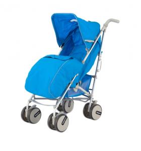Коляска-трость BabyCare Premier, цвет: blue